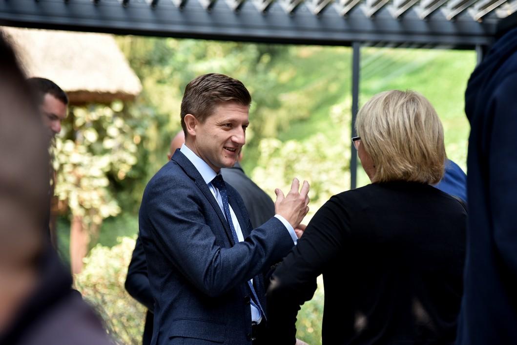 Ministar Marić na konferenciji Hrvatska kakvu trebamo // Foto: Luka Krušec / LuMedia