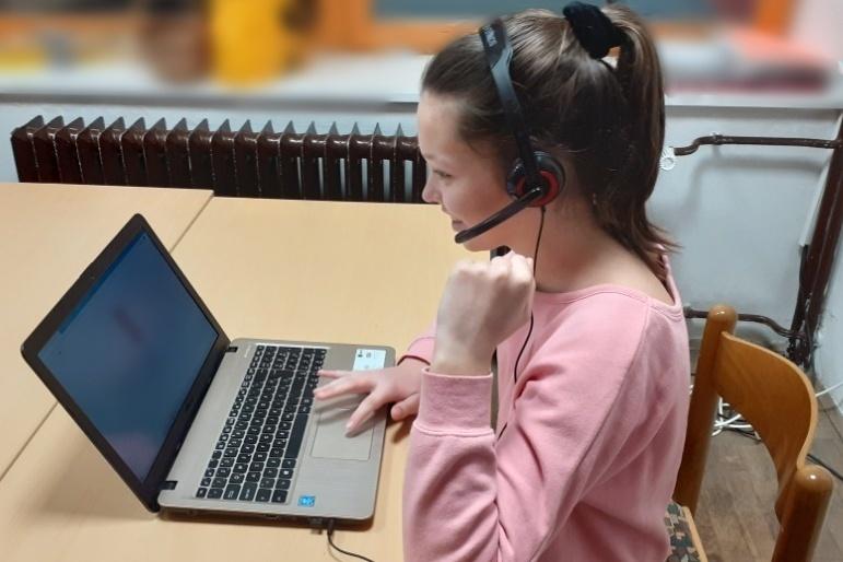 Osnovnoškolka Nera Tomrlin iz Đurđevca