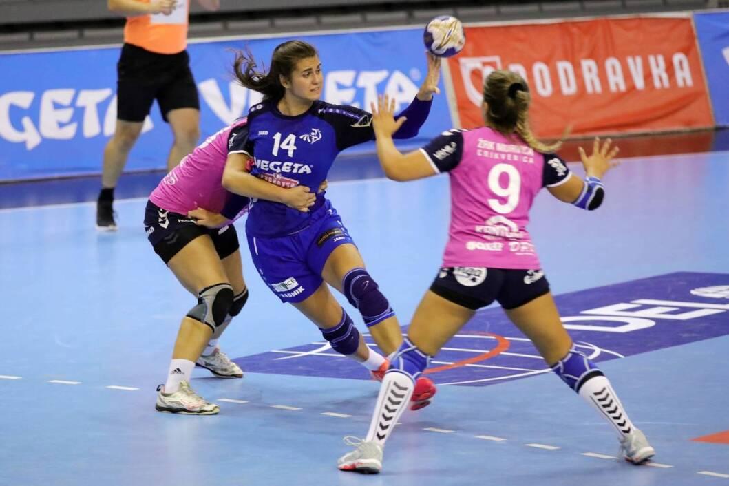 Lea Franušić u akciji