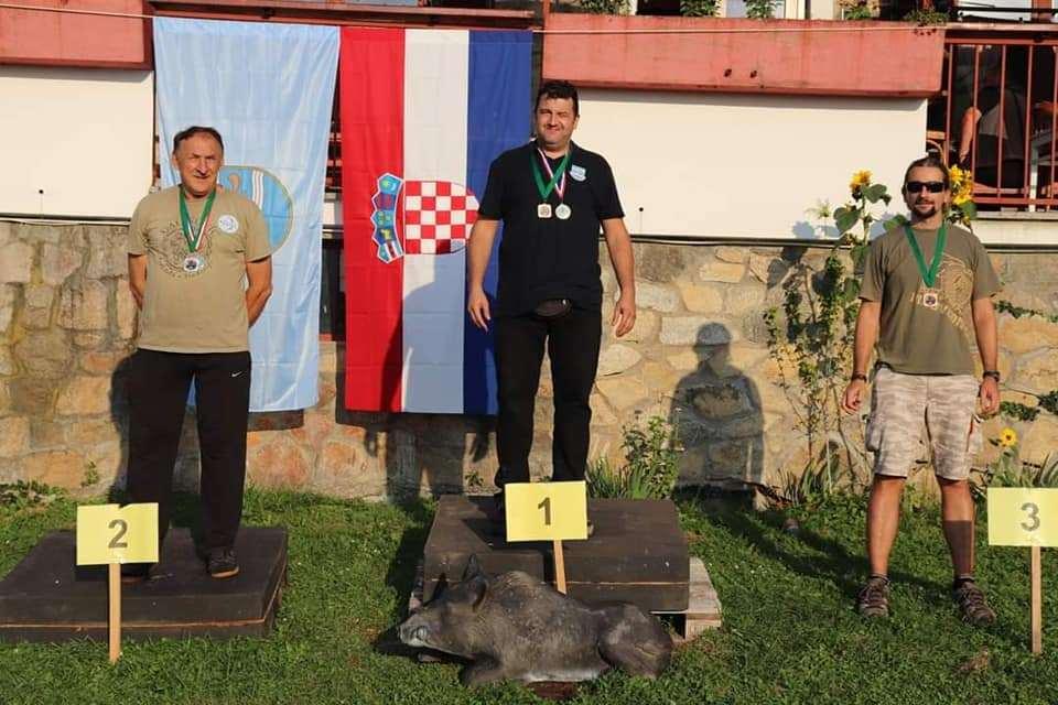 Đurđevački streličari Dario Marošević i Igor Krušić postali su prvaci Hrvatske