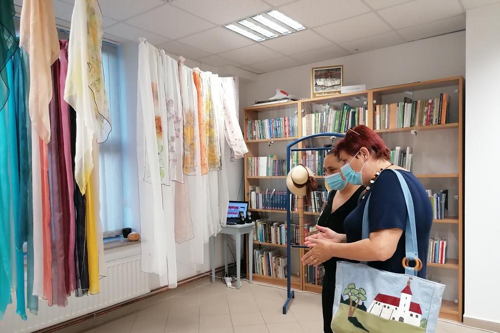 Izložba i revija Svila ima krila u Đurđevcu