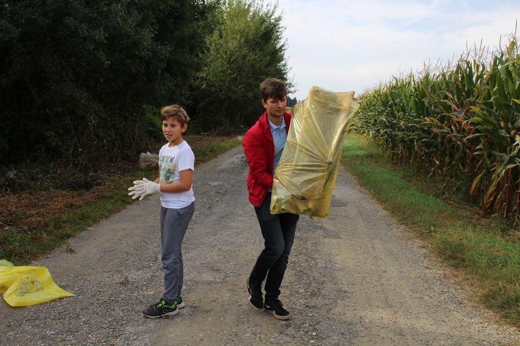 U Koprivnici održana Zelena čistka