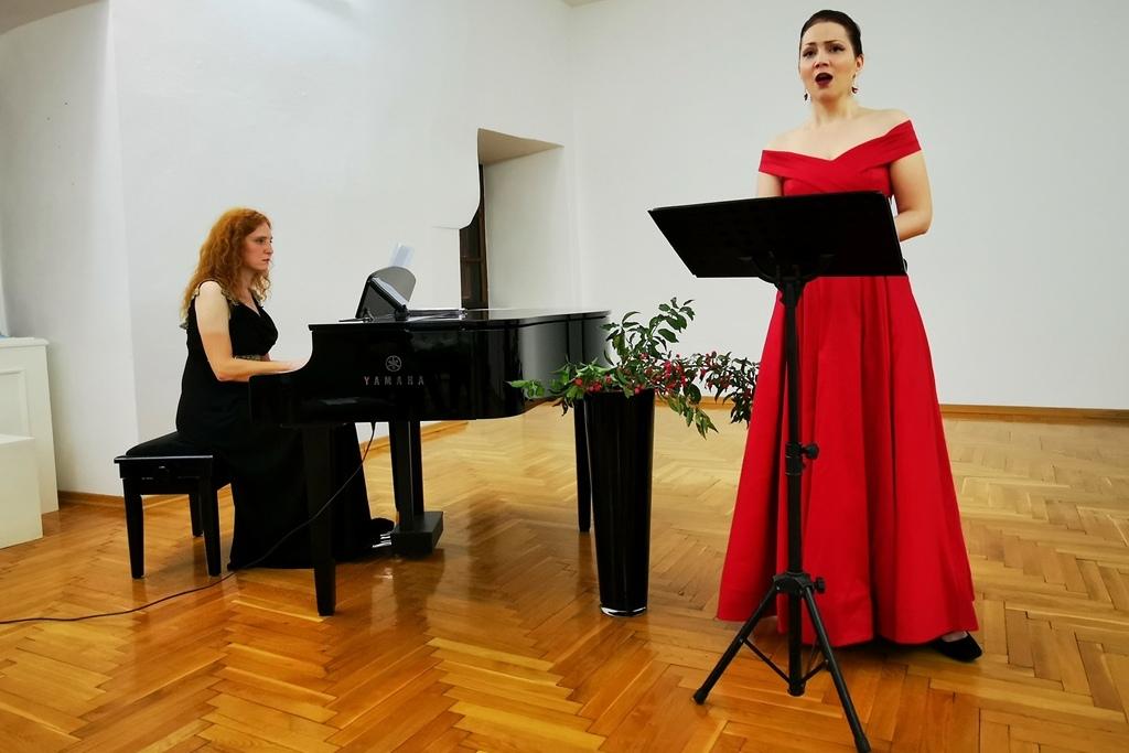 Ana Jembrek i Kosjenka Turkulin u Đurđevcu