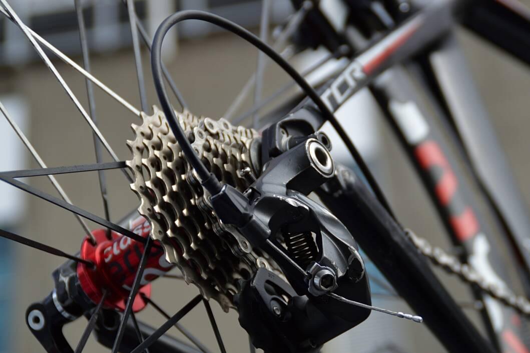 Bicikl, kotač