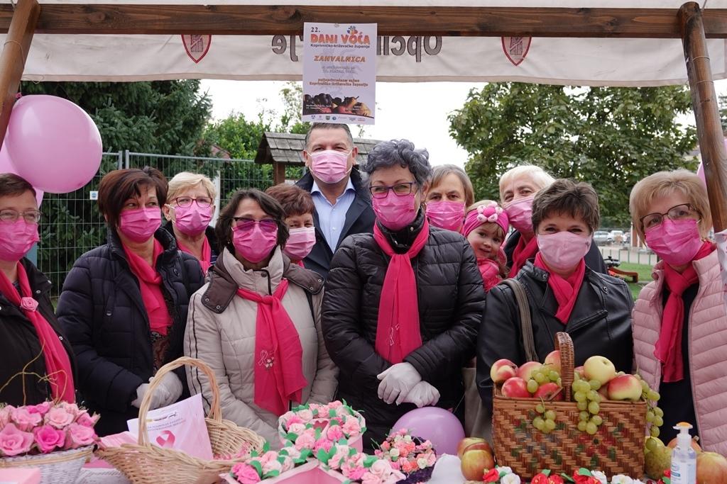 Dan ružičaste vrpce u Đurđevcu