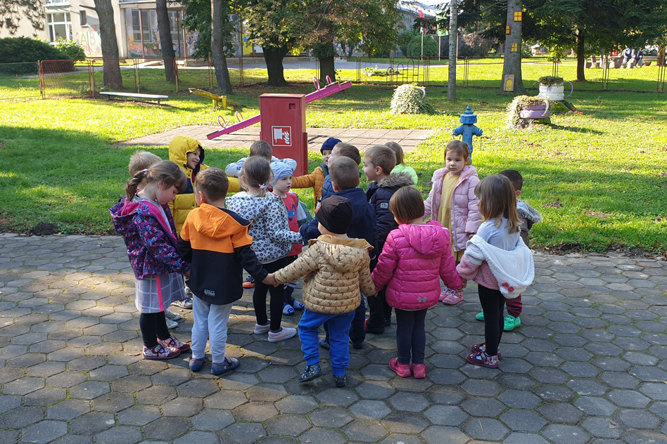 Vrtićarci u Novigradu Podravskom obilježili Dan jabuka