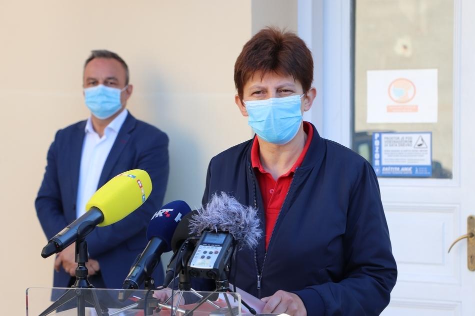 Doktorica Draženka Vadla