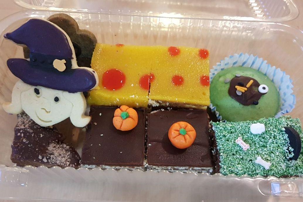 Halloween kolači