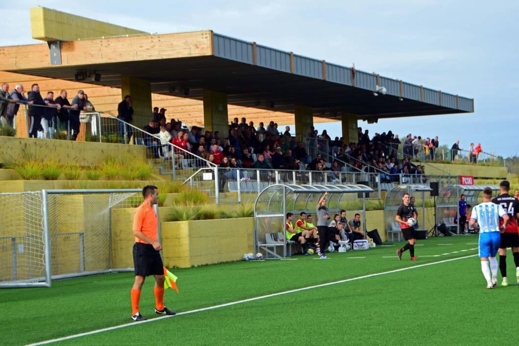 Publika na stadionu u Đurđevcu