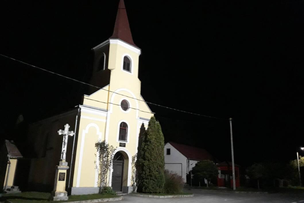 Nova rasvjeta u Novigradu Podravskom