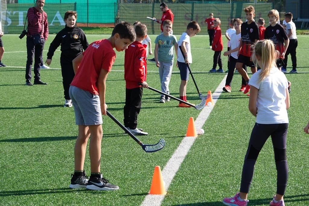 Picoki za sport: veselim igrama mališana na đurđevačkom ŠRC-u obilježen sportski dan