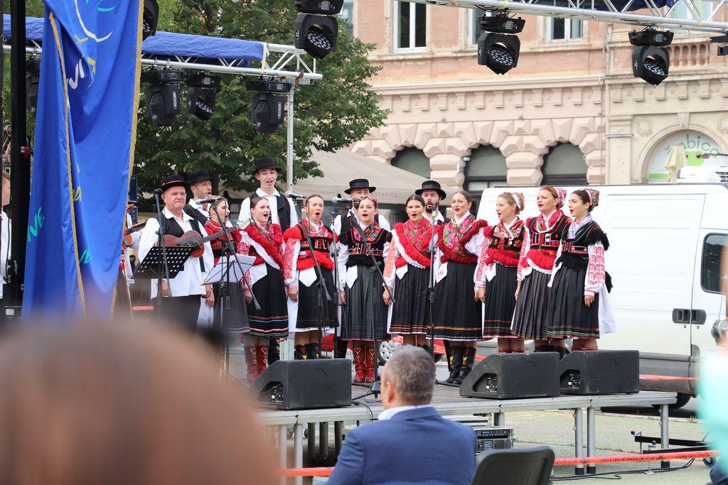 Podravski motivi u Koprivnici