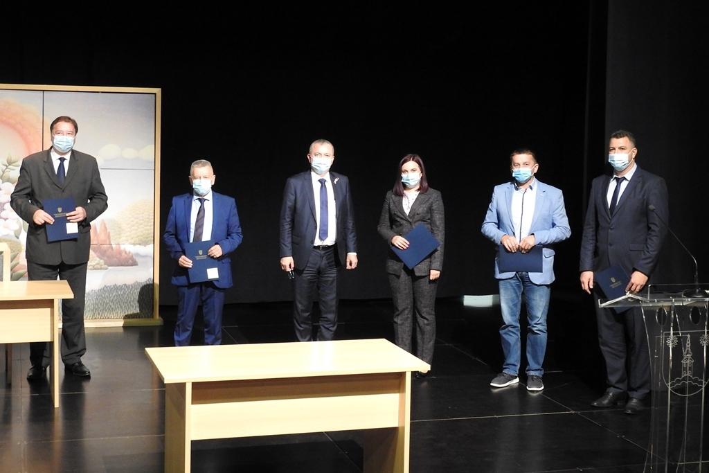 Potpisan ugovor s ministarstvom o komunalnom gospodarstvu Općine Mali Bukovec