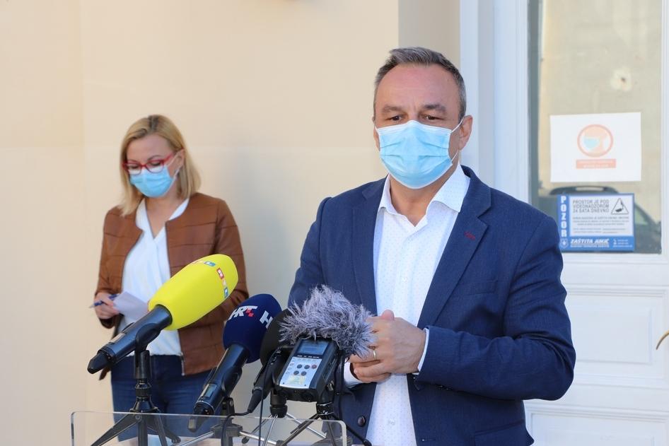 Koprivnički dožupan Ratimir Ljubić