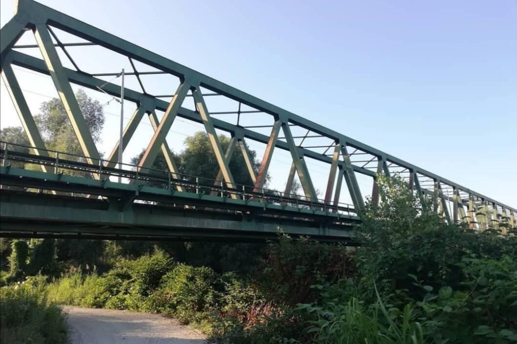 Željeznički most na Dravi