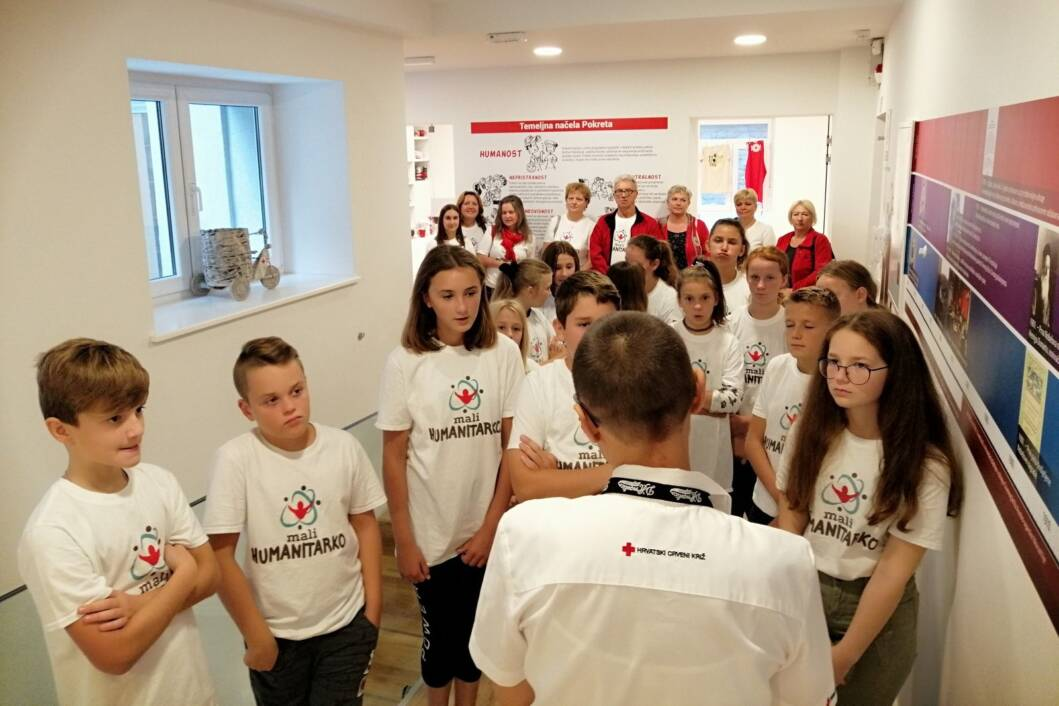 Posjet Edukacijskom centru HCK Zagreb u rujnu 2019.