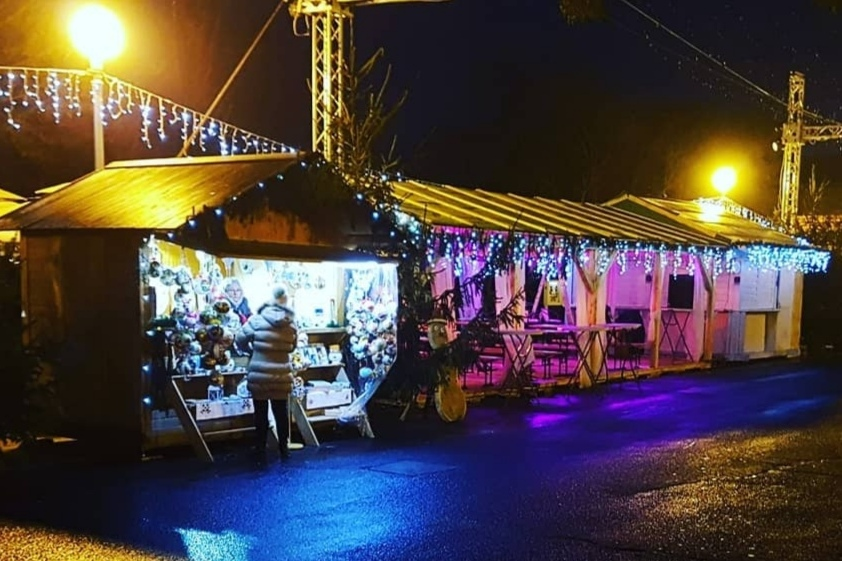 Božićna bajka u Koprivnici