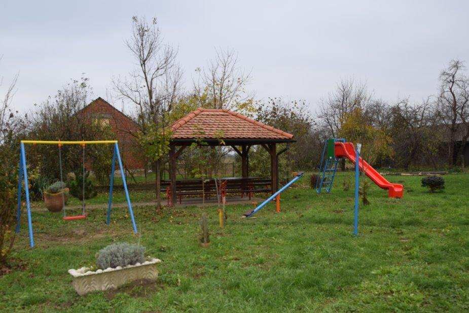 Dječje igralište na području općine Legrad