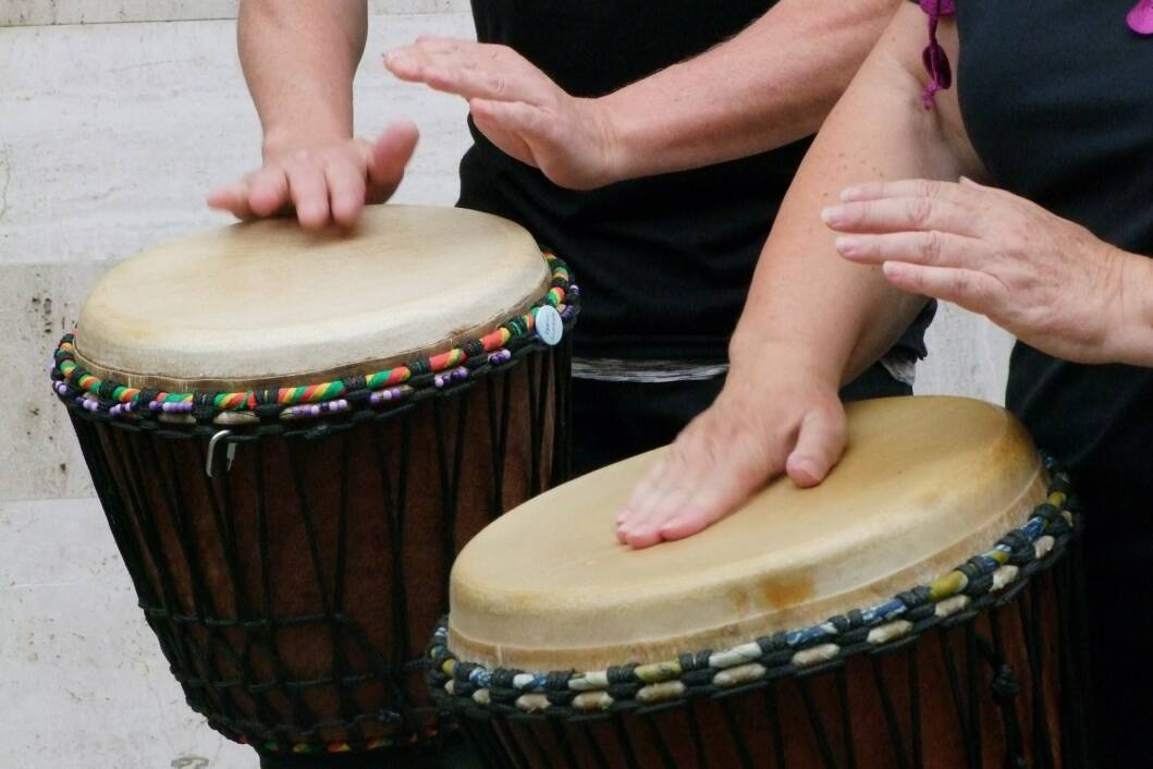 Djembe bubnjevi
