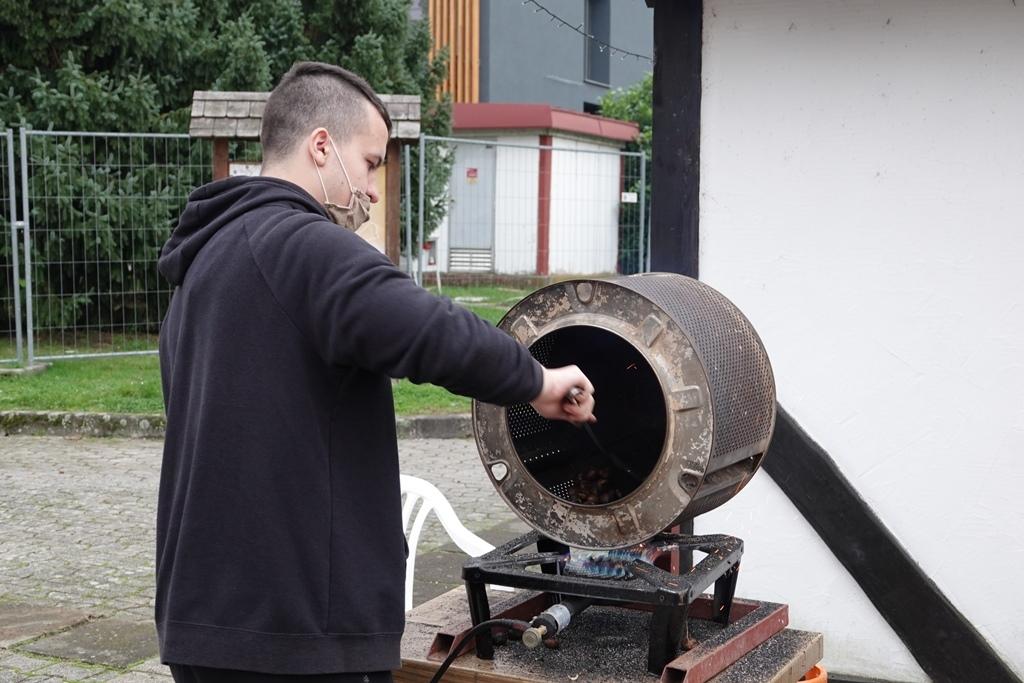 U Đurđevcu održana humanitarna prodaja kestena