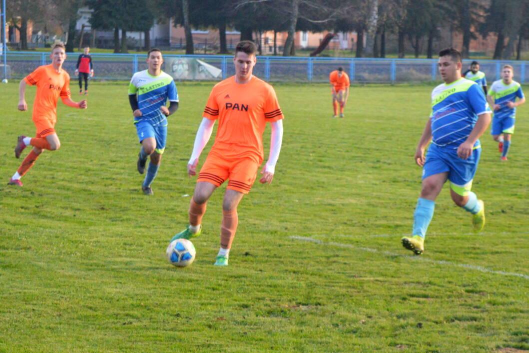 Filip Kodrić u akciji