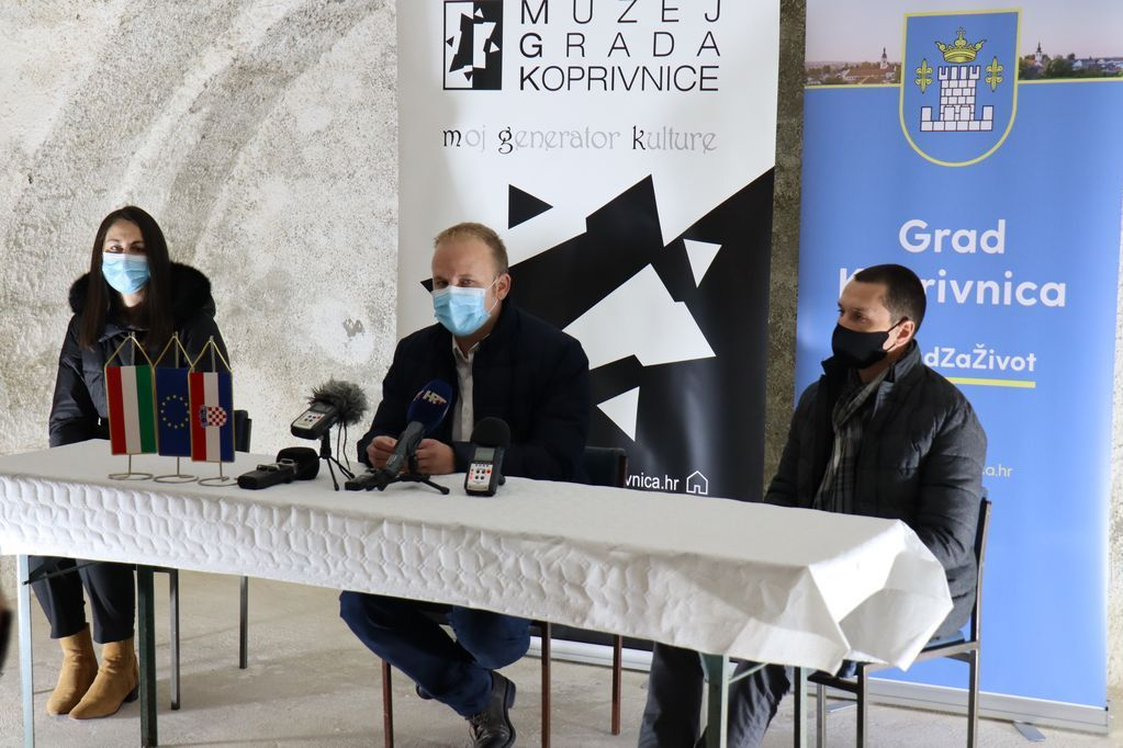 Početna konferencija projekta reVITAlize vezana za obnovu koprivničkog muzeja