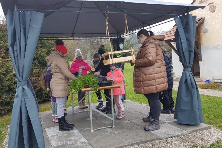 Projekt Lora u Područnoj školi Jagnjedovec