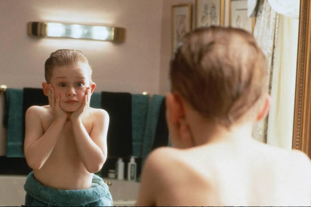 Macaulay Culkin u filmu Sam u kući