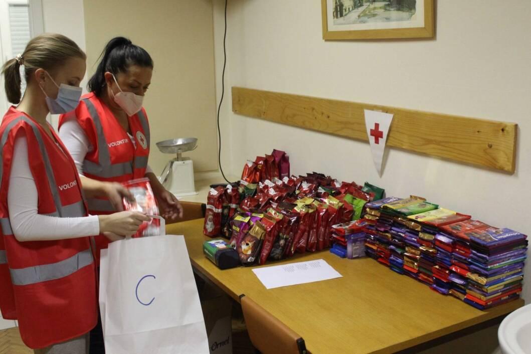 Prikupljene slatke donacije za koprivničku Socijalnu samoposlugu