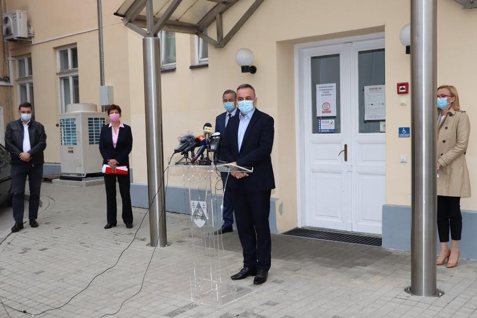 Stožer civilne zaštite Koprivničko-križevačke županije