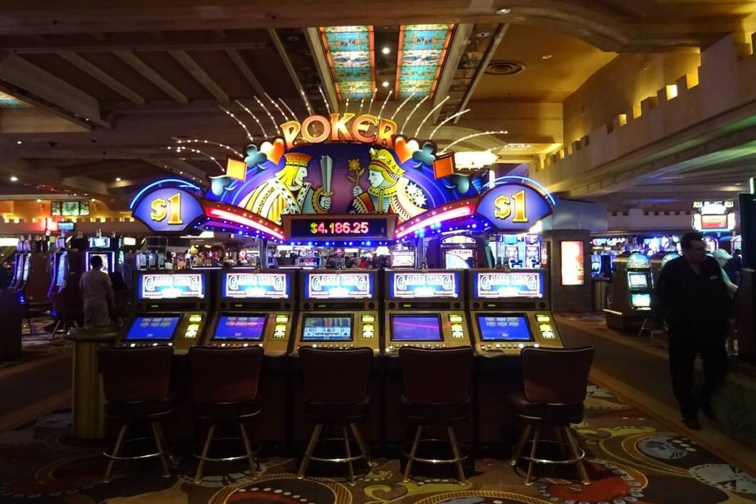 Casino i automat klub