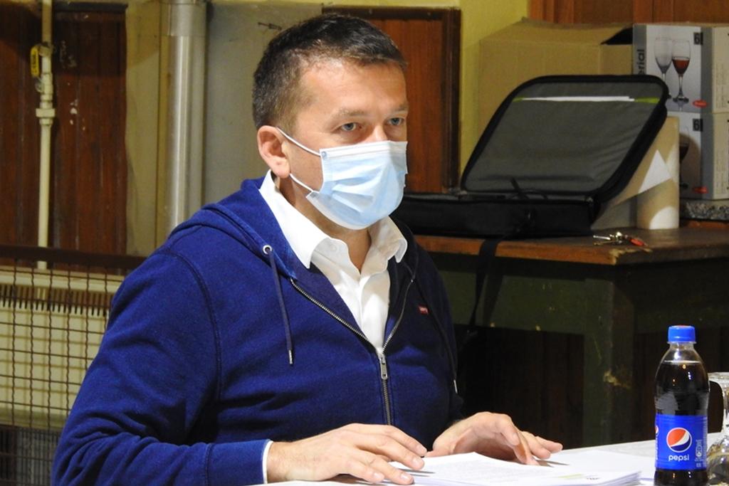 Darko Marković, načelnik Općine Mali Bukovec // Foto: Općina Mali Bukovec