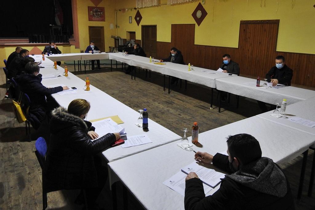 Sjednica Općinskog vijeća Općine Mali Bukovec