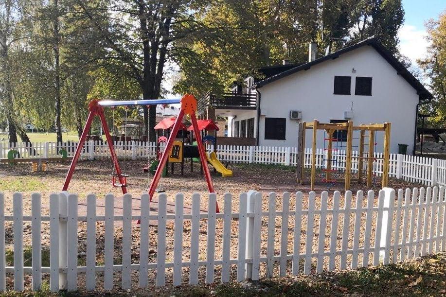 Dječje igralište na Šoderici