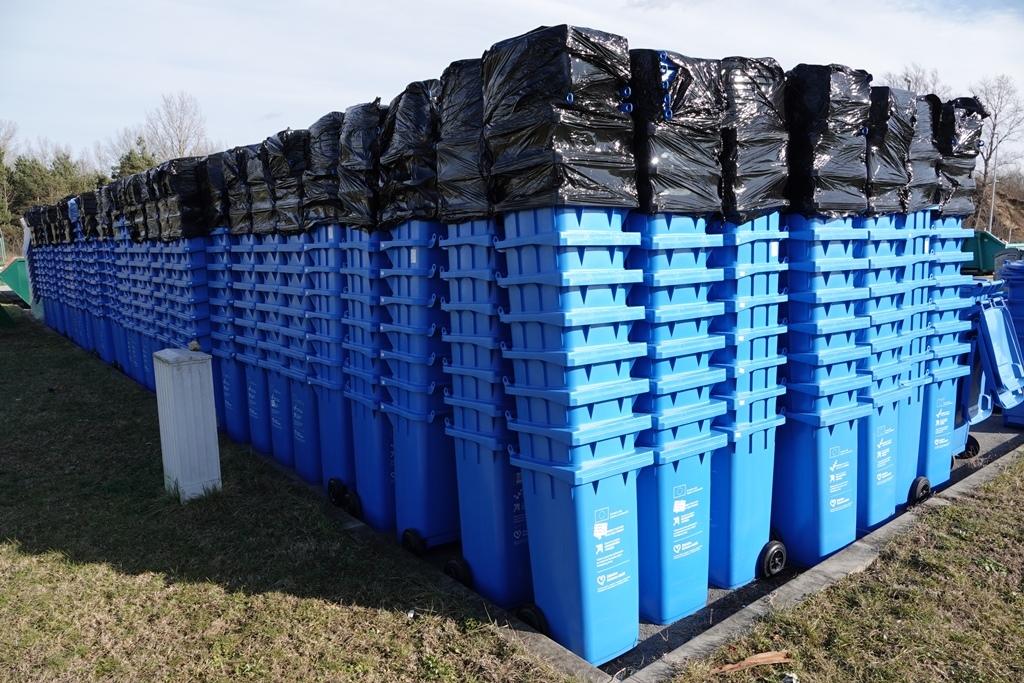 Kante za odvojeno prikupljanje otpada