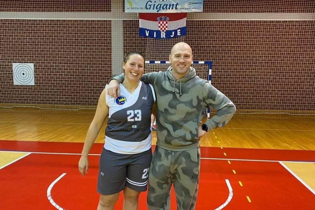 Marica Korolija i Edo Mehmedović