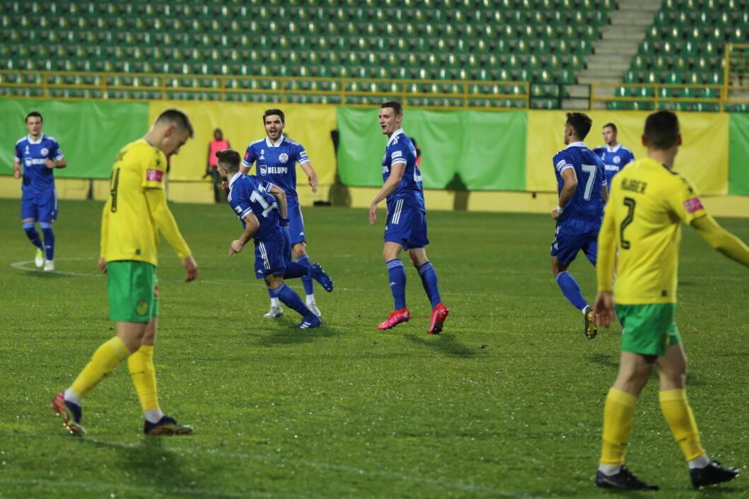 Slavlje nogometaša Slavena Belupa
