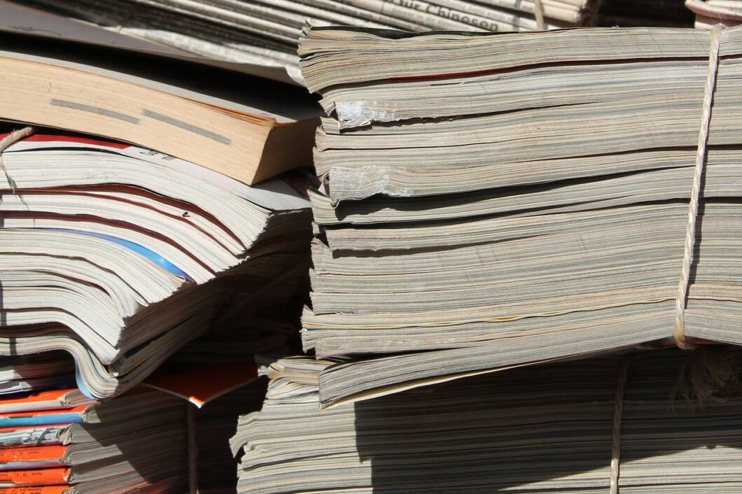 Stare novine, knjige i papiri