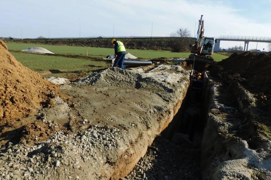 Radovi na vodovodnoj i kanalizacijskoj mreži