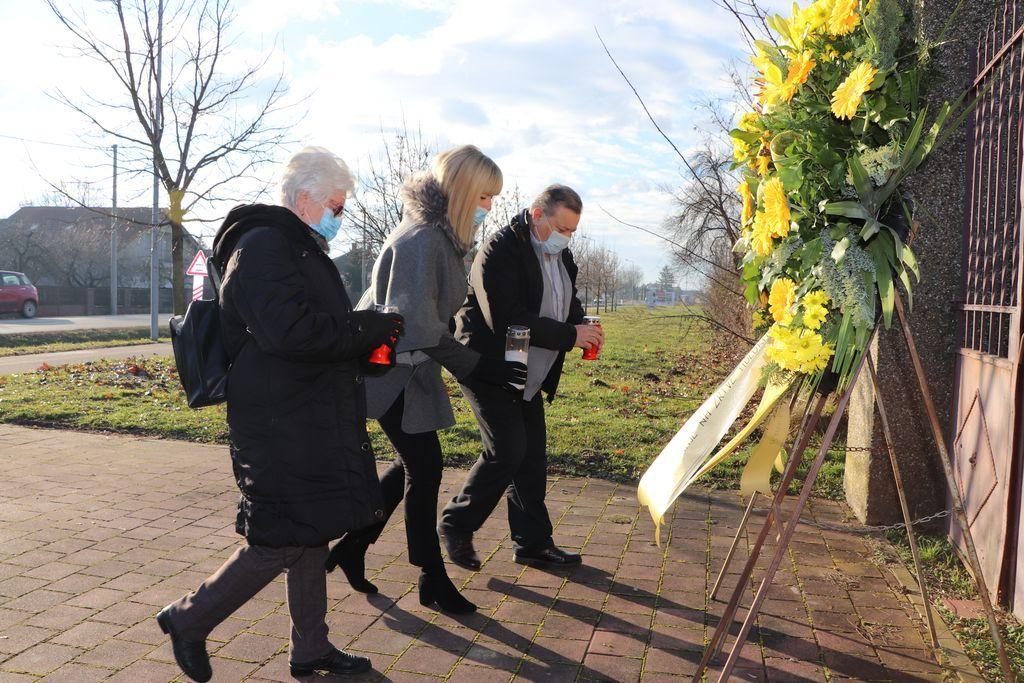 Na spomen području Danica obilježen Međunarodni dan sjećanja na žrtve holokausta