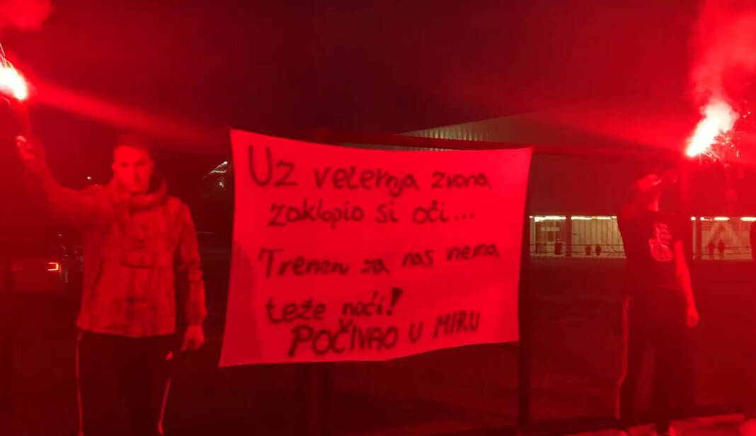 Bakljada za Saračevića