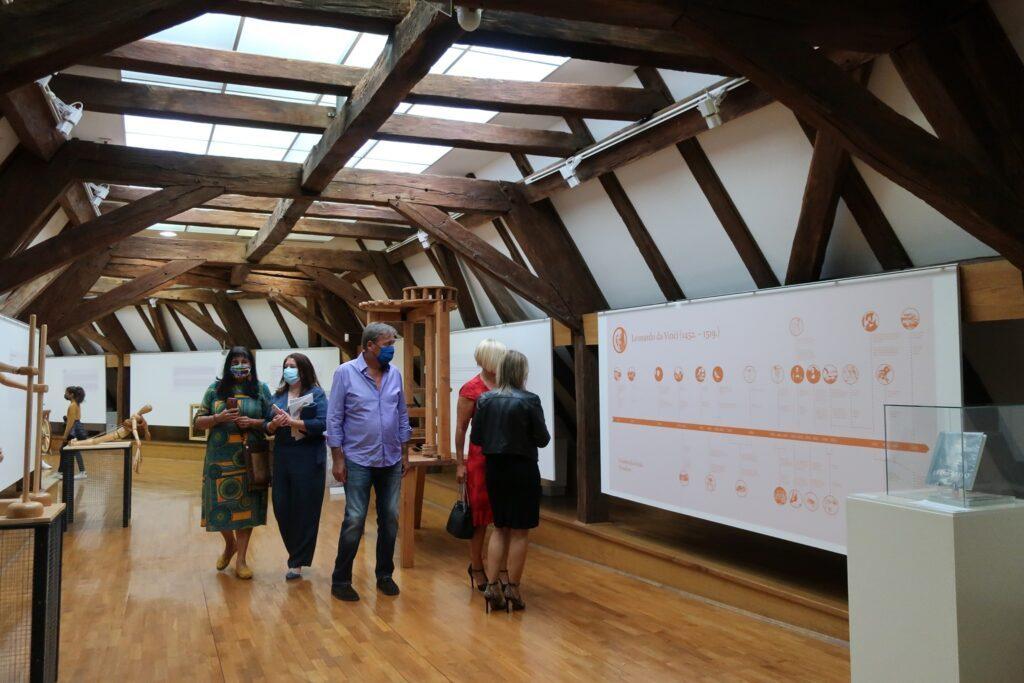 Izložbeni prostor đurđevačkog muzeja