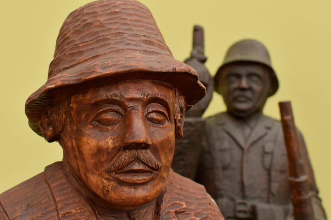 Skulpture Ivana Vurovca Brajtnera