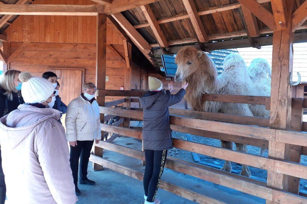 Članovi udruge Mali princ posjetili stanovnike Hrvatske Sahare