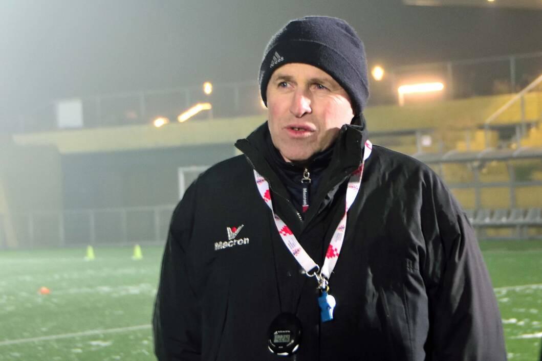 Vjekoslav Vučeta, trener Graničara iz Đurđevca