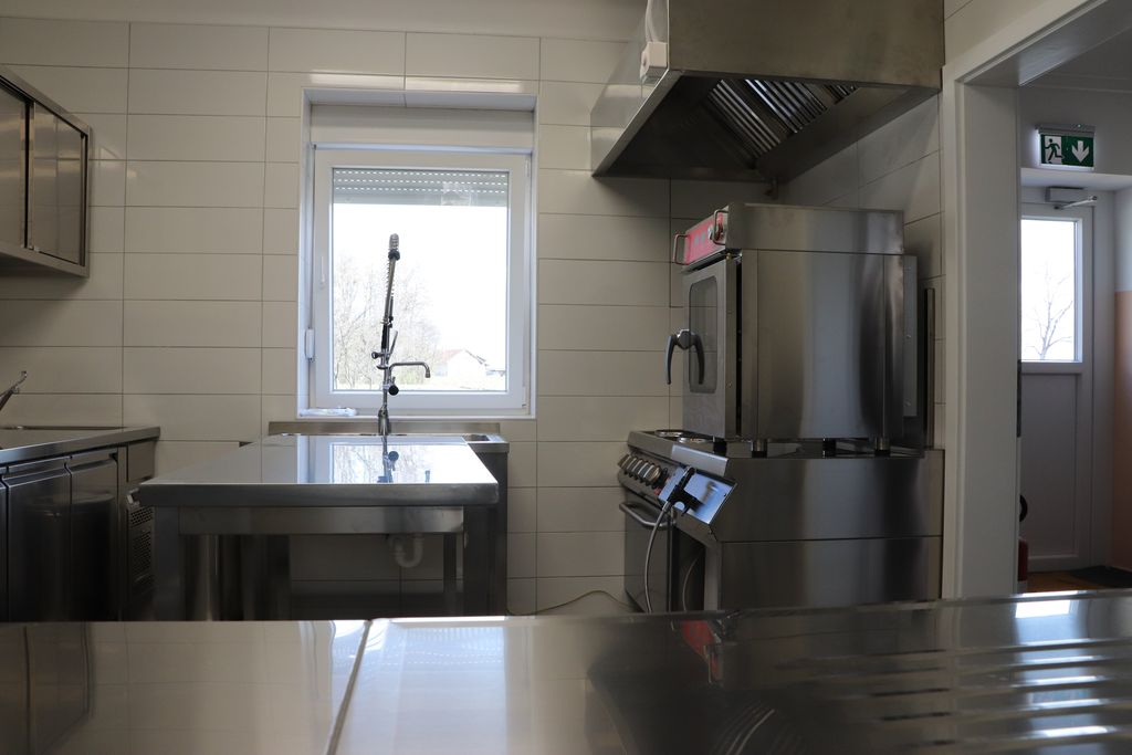 Nova školska kuhinja na Vinici