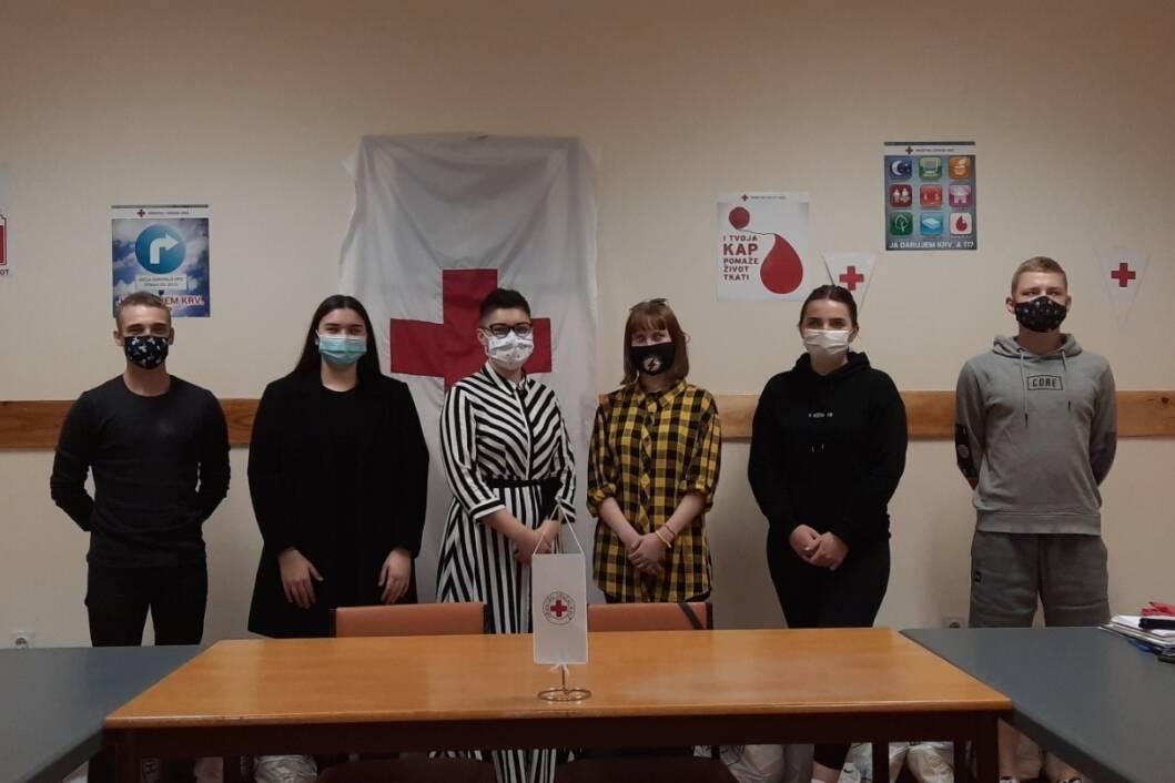 Klub mladih koprivničkog Crvenog križa