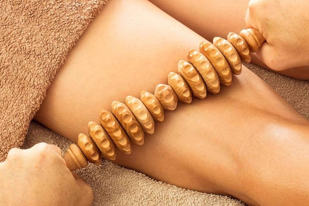 Anticelulitna masaža - maderoterapija