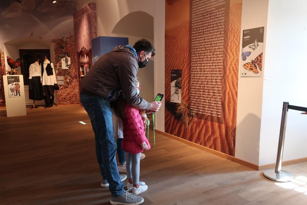Posjetitelju đurđevačkog muzeja