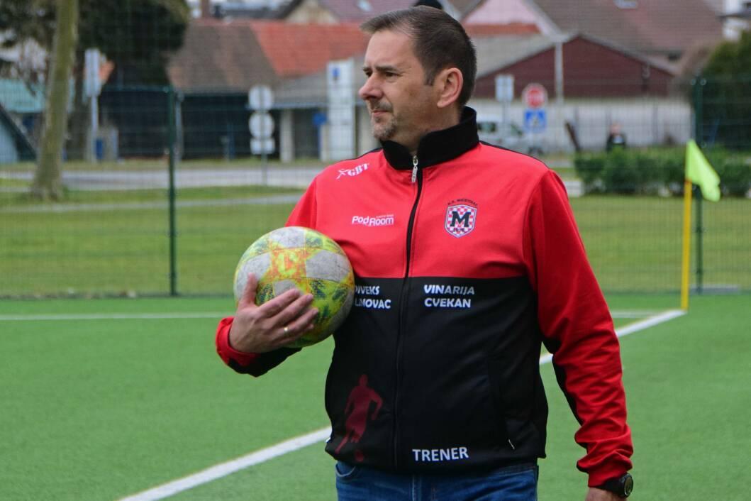 Siniša Plemenčić, trener Mičetinca